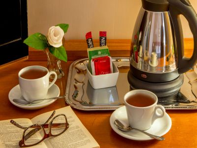 Hotel Venti Settembre Rome Tea/coffee Kettle